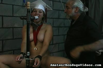 Angelina loves to play bdsm games. Her nipples are rock cruel and that is not going to change for sure since she enjoys BDSM a lot