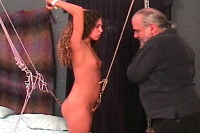 Hot emma tied up. He knew that it is only a matter of time when she is going to ejaculate one more time and even squirt all over the place.